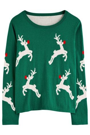 Women's Christmas Jumpers Welcome in the xmas season by wrapping up in everybody's festive favourite: the Christmas jumper. No winter wardrobe is complete without a sprinkling of classic fair isle and, of course, a .