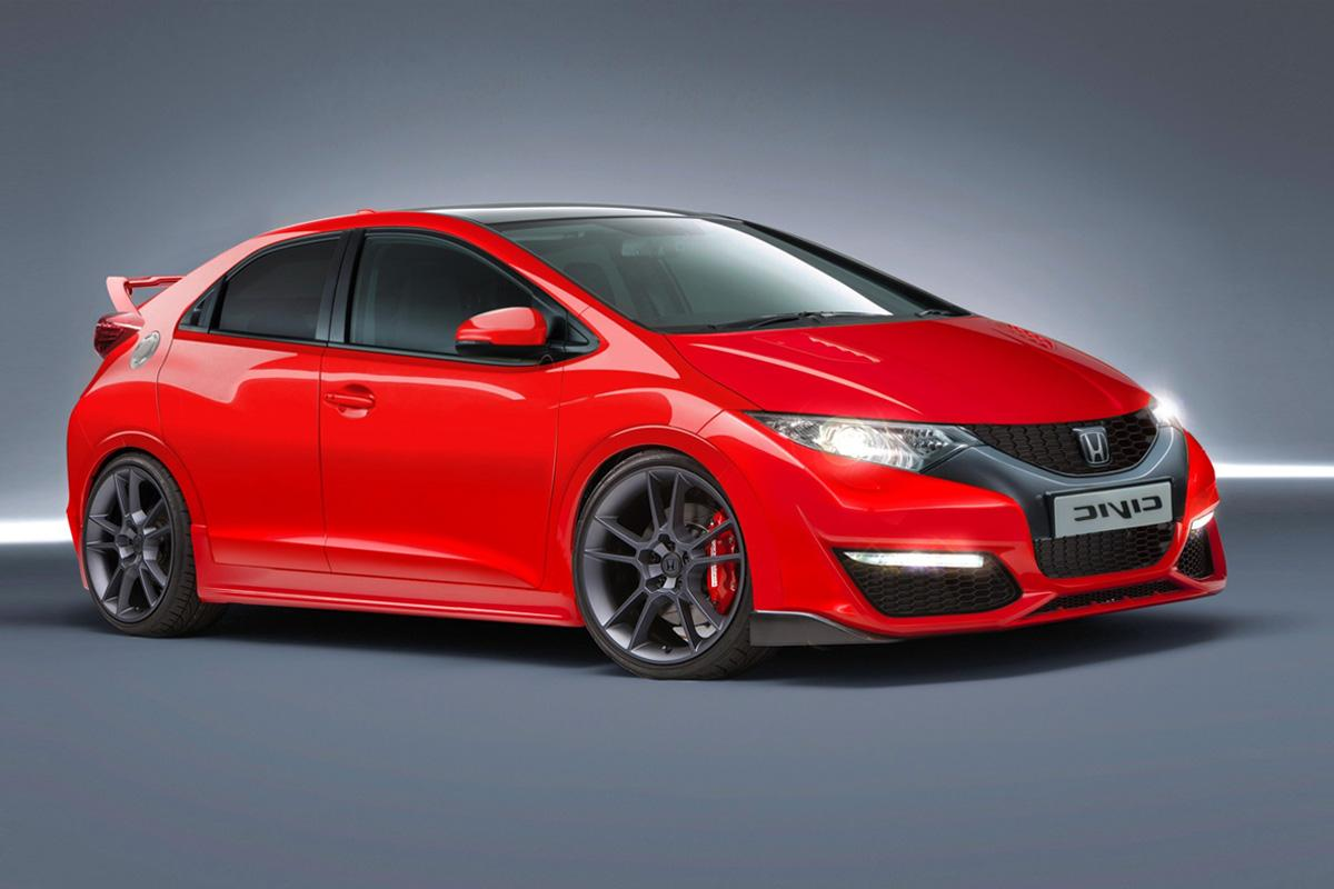 Image Result For Honda Civic Type R Horsepowera