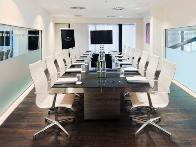 Manchester City Centre Hotels With Meeting Rooms
