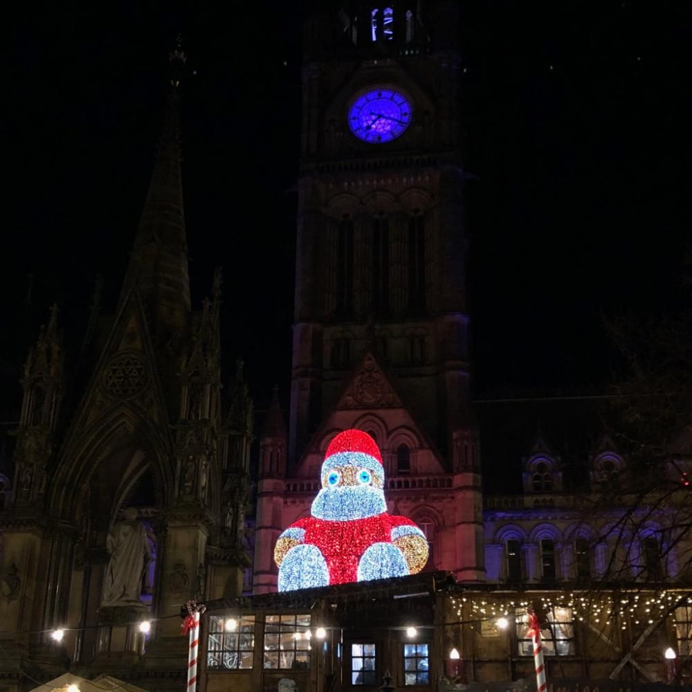 Christmas Places To Go Manchester: Things To Do When It's Raining