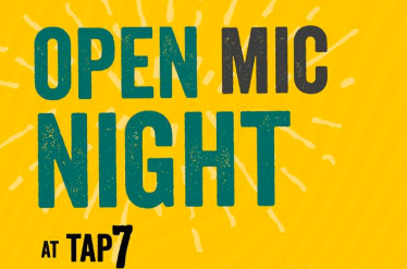 Open Mic Night - Tap7