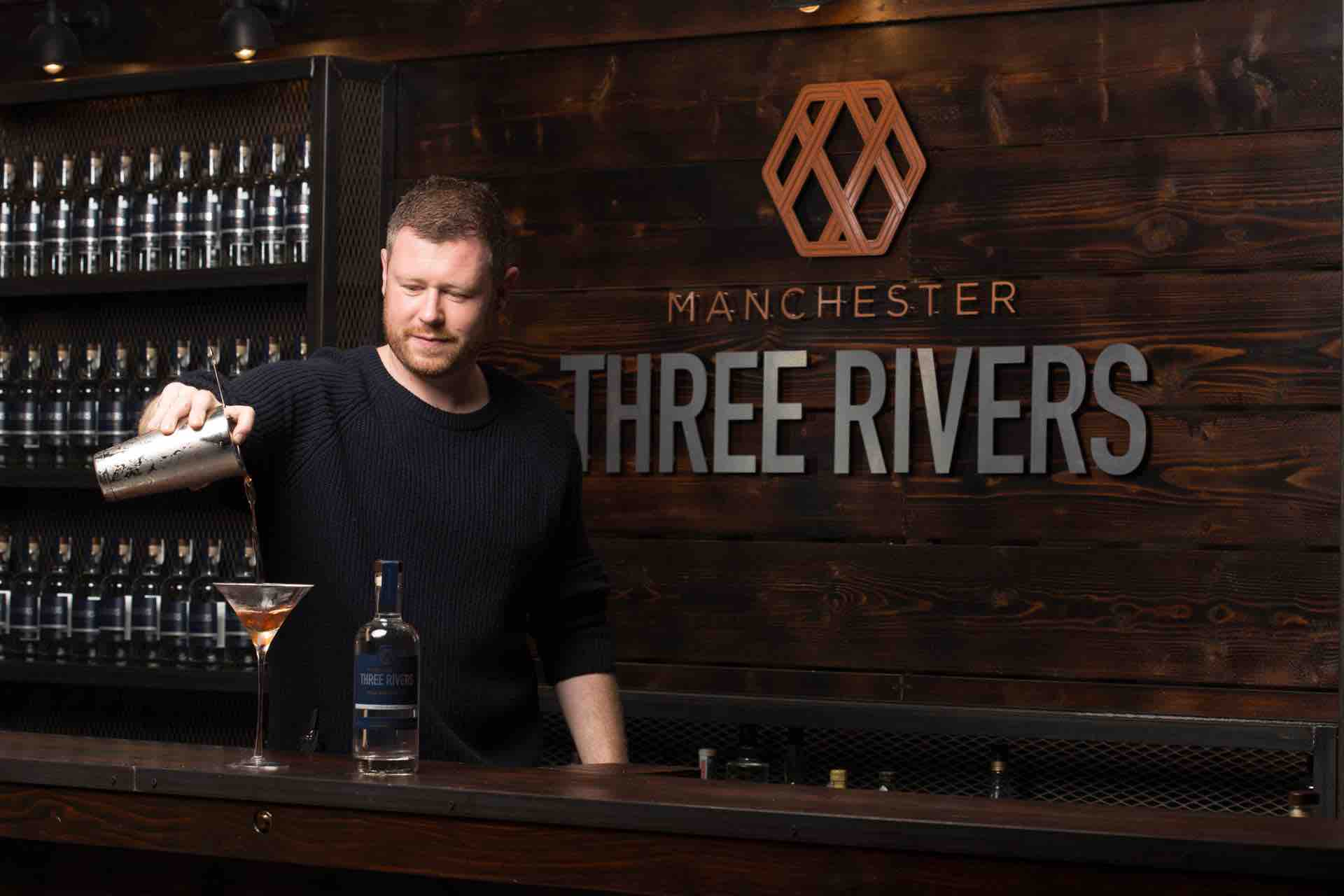 Manchester Three Rivers Gin Experience Just Got Bigger!