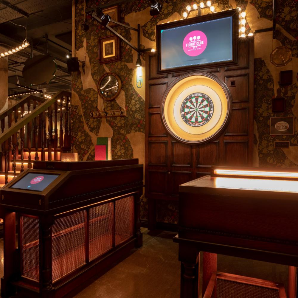 Social Darts Experience, Flight Club, Launches in Manchester