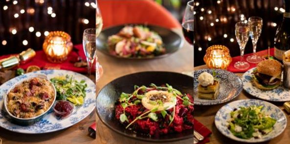 BILL'S SPINNINGFIELDS UNVEILS SEASONAL WINTER MENU ADDITIONS AND INDULGENT FESTIVE OFFERING THIS NOVEMBER