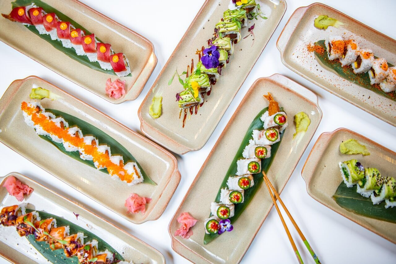 Vivid Japanese eating has a brand new home at ZUMU xDIVE NQ
