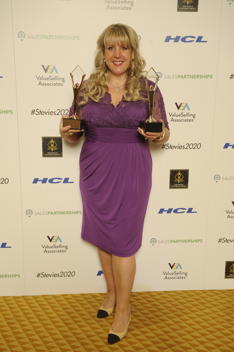 SOUTH WEST MARKETING EXPERT DENISE O'LEARY WINS SILVER AND BRONZE STEVIE® AWARDS FOR SALES & CUSTOMER SERVICE