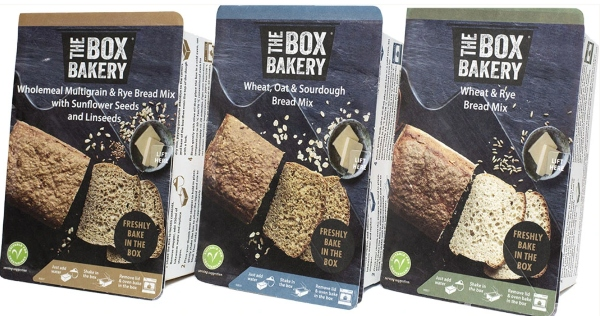 Win a Case of Artisan Bread Mix