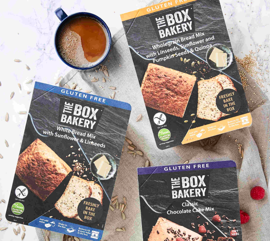 Review: The Box Bakery's Artisan Box Bread Mixes