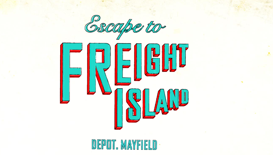 PHASE ONE OF ESCAPE TO FREIGHT ISLAND - PLATFORM 15 – ANNOUNCES OPENING DATE, ADVANCED TABLE BOOKINGS AND INTERIM ENTERTAINMENT PROGRAMME