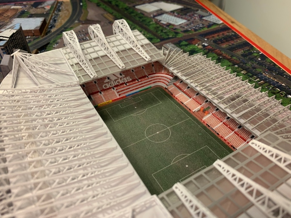 Chance for Man United fans to own one-off Stadium For Ants