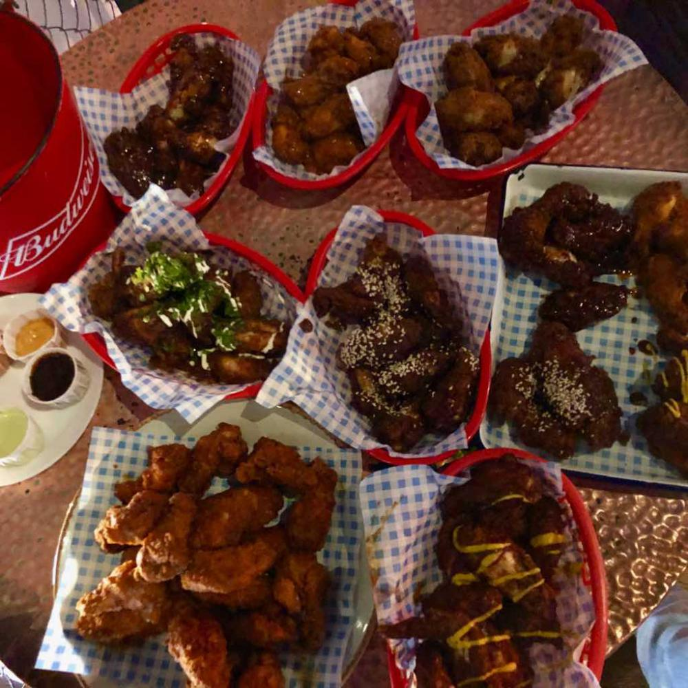 Review: Bunny Jackson's Chicken Wings