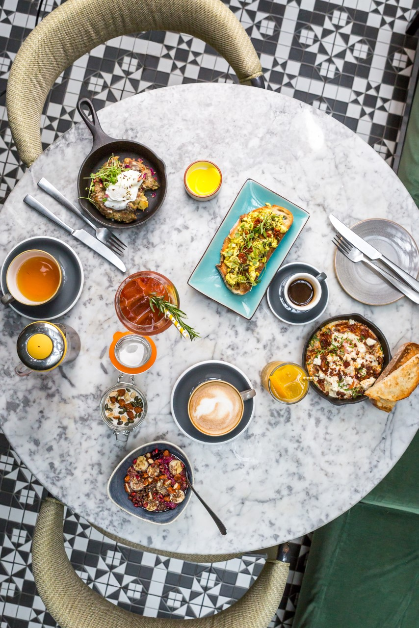 TUCK INTO THE WEEKEND WITH THE BRAND NEW BRUNCH MENU AT THE REFUGE