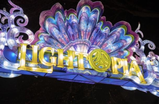 LIGHTOPIA FESTIVAL BRINGS CHRISTMAS TO MANCHESTER