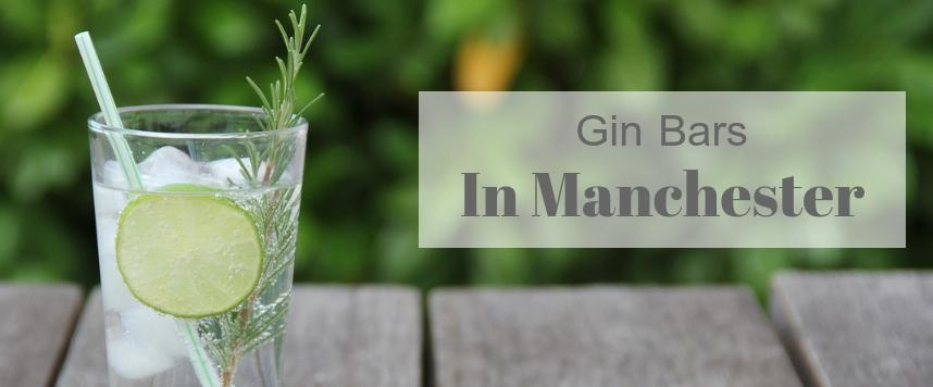 Gin Bars in Manchester