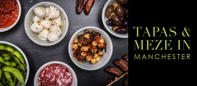 Tapas & Meze Restaurants in Manchester