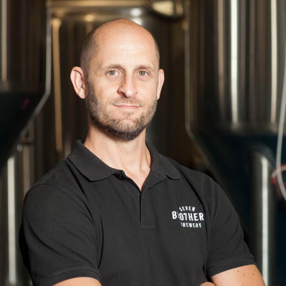 TGT Meets... Keith McAvoy | Seven Bro7hers Brewery