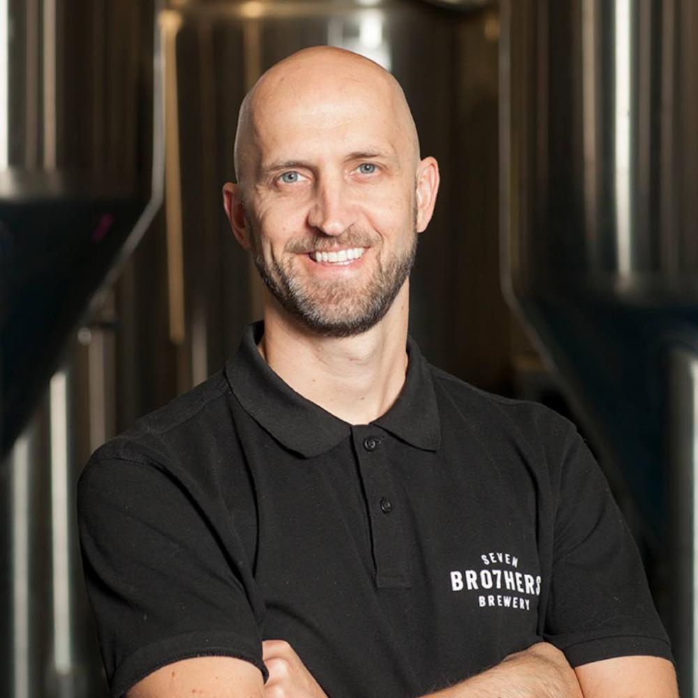 TGT Meets... Luke McAvoy - Seven Bro7hers Brewery